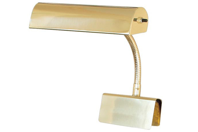 GP10-61 Grand Piano Lamp In Brass