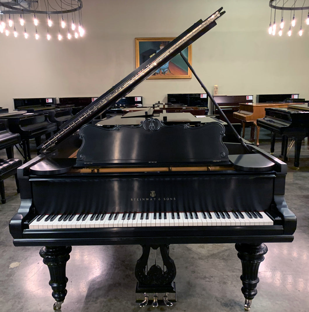 Restored Steinway Grand Piano Model A 6'2