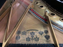 "Load image into Gallery viewer, Restored Steinway Grand Piano Model A 6'2"" Serial Number 100441 in Satin Ebony"
