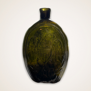 Eagle - Cornucopia Historical Flask