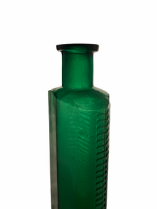 Hetherington / 42nd Street, N.Y. Extremely Rare Poison Bottle