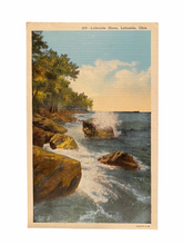 Load image into Gallery viewer, Lakeside Shores, Lakeside Ohio. Unused Circa 1915-1944