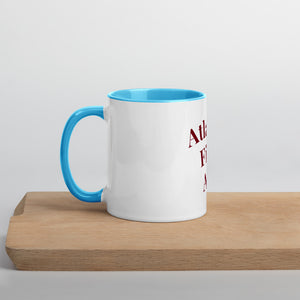 Atlantis Fine Art Mug with Color Inside