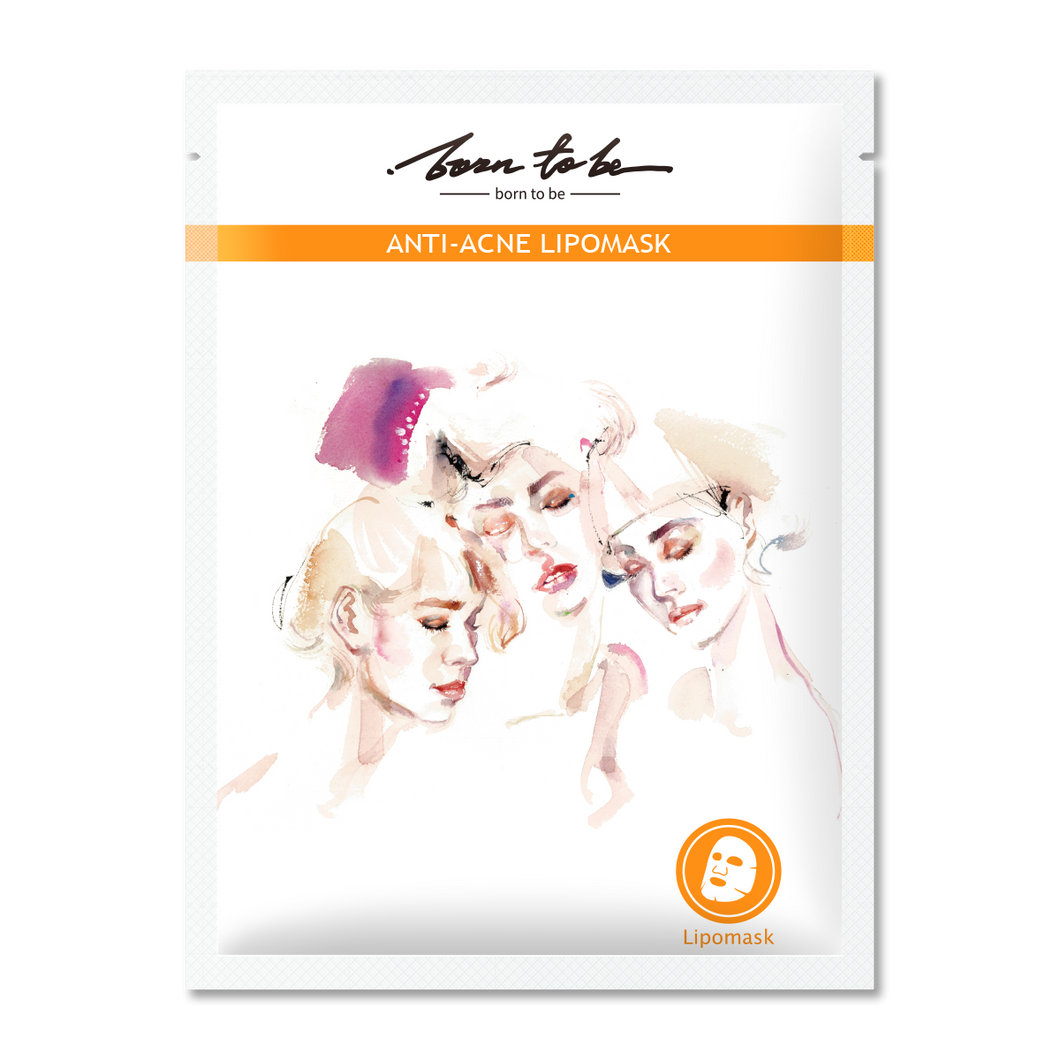 Anti-Acne Lipomask - Sheet Mask