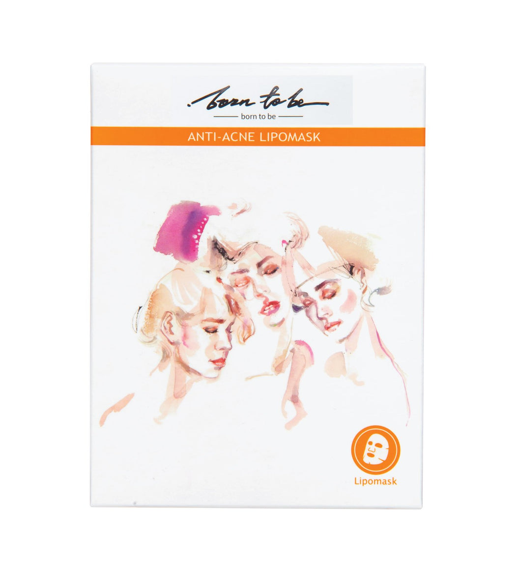 Anti-Acne Lipomask - Sheet Mask (5pcs)