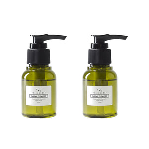 Facial Cleanser - Twin pack