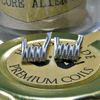 6 Core Alien Micro Dual - Handsmade Premium Coil - Steam Buddies