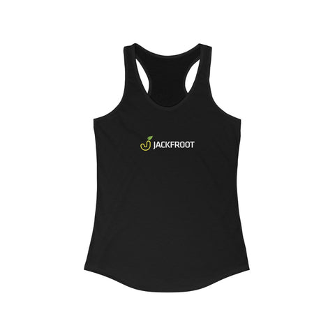JACKFROOT HORIZONTAL COLOR LOGO TANK TOP (WOMEN)