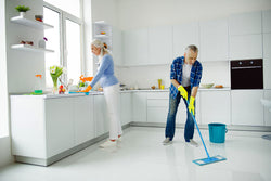 Types of cleaning mops you can for cleaning your home