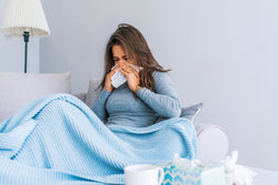 Which places need to Clean most at Home after Being Sick with the Flu