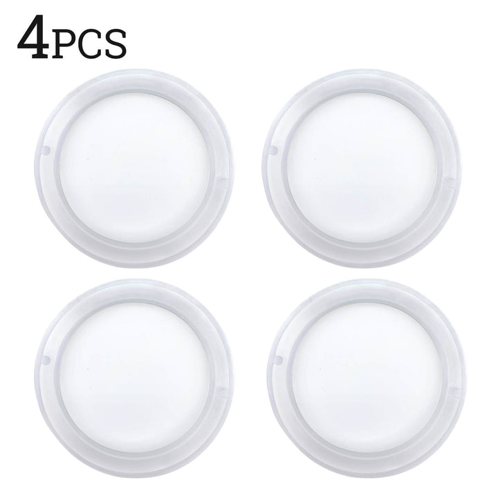 4Pcs Seals Of 1 Gallon Glass Jar