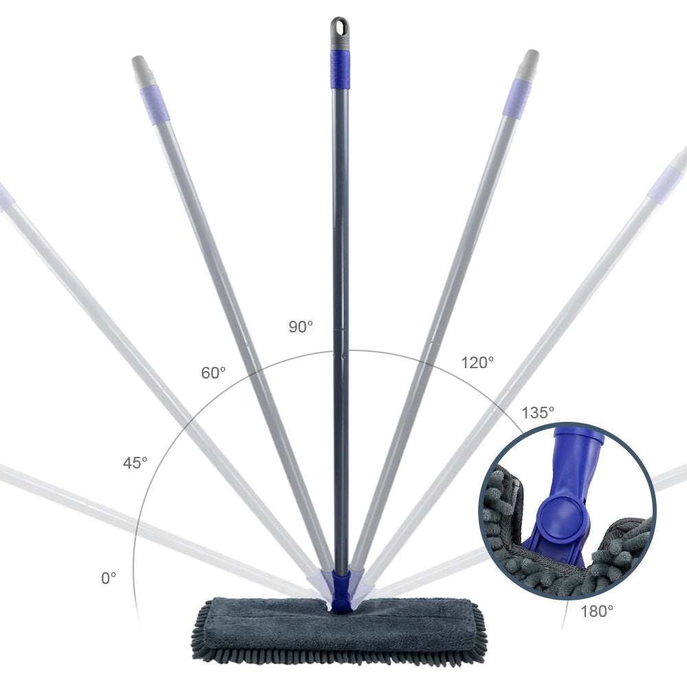 Masthome Chenille Microfiber flat Mop - Masthome®