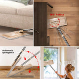 Masthome® Most Efficient  Squeeze  Mop - Masthome®