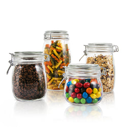 Masthome Household 4 Pieces/Set Airtight Canister Set - Masthome®