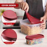 Masthome® 7 PCS Food Storage
