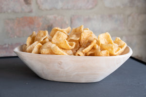 OVAL SNACK BOWL