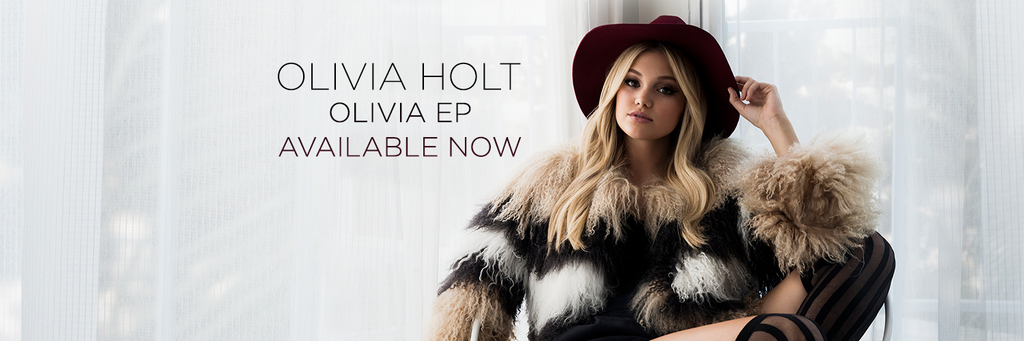 Olivia EP Available Now!