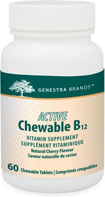 Active Chewable b12