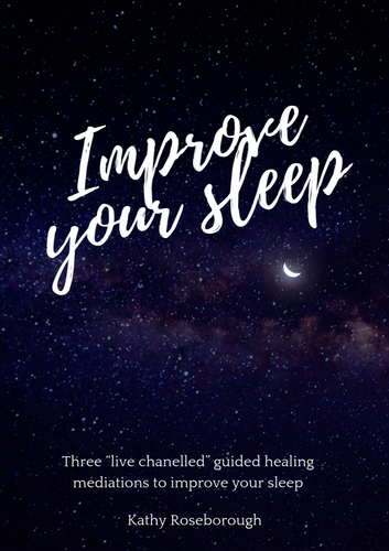 Improving your Sleep – includes healing & alignment to Inner Temple!