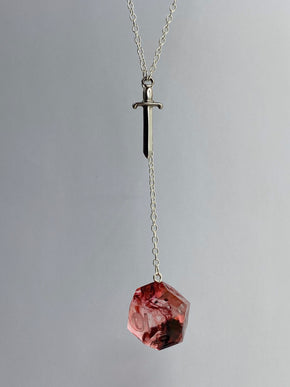 Blood of My Enemies D12 Necklace