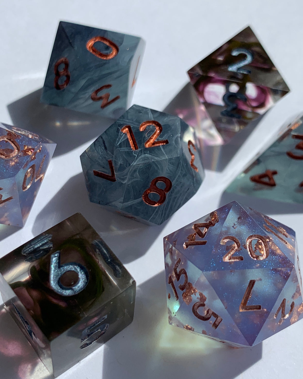 Dreamscape 7-Piece Dice Set