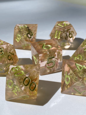 Wishing Well 7-Piece Dice Set