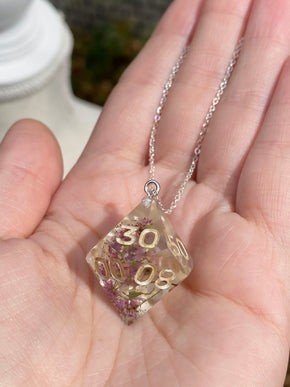 Secret Garden D10 Necklace