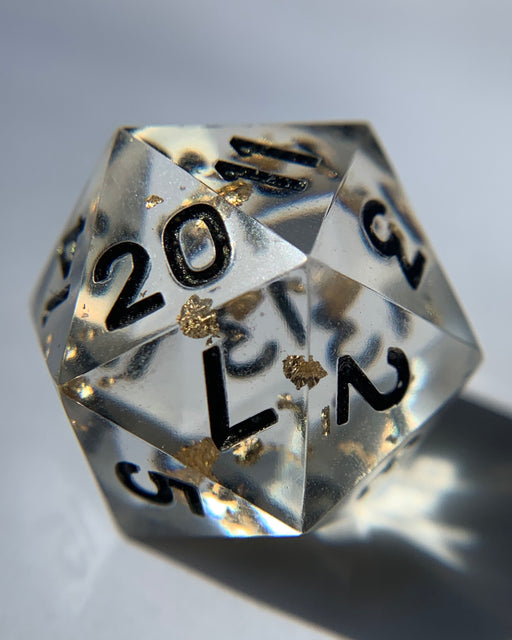 Gilded D20