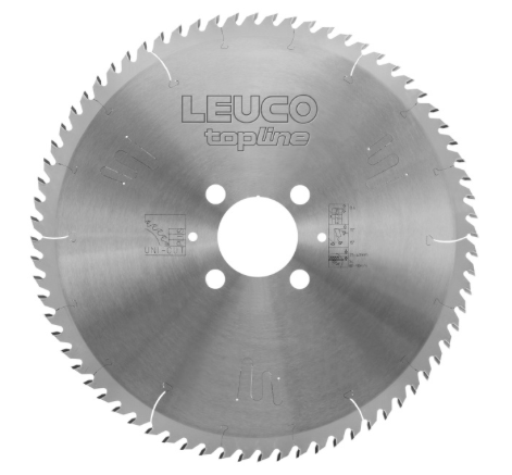 Holzher Main Blade 220mm saw blade for laminated panels [PREMIUM PRODUCT]