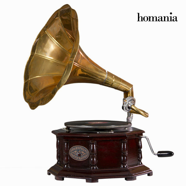 gramophone Octogonal - Collection Old Style by Homania