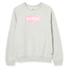 Sweat-shirt sans capuche fille Levi's KEY ITEM LOGO CREW