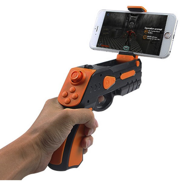 Pistolet Bluetooth Gaming Ar Gun Contact Smartphone