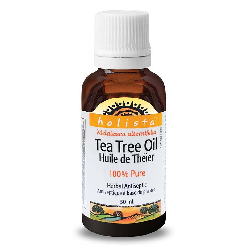 Holista Tea Tree Oil 100% Pure (50ml)