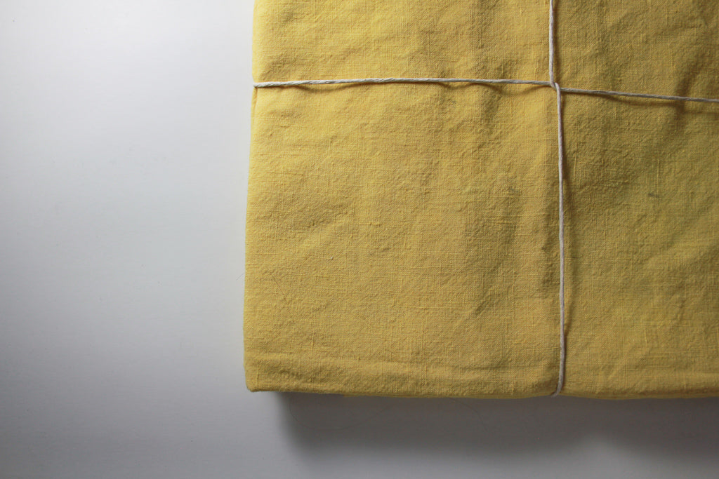 Yellow Fynbos Pillowcases