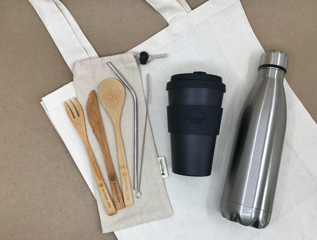 Zero Waste Kit - Including Waterbottle