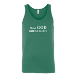 Great Again Unisex Tank