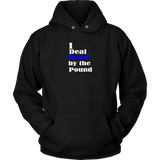 BY THE POUND Unisex Hoodie