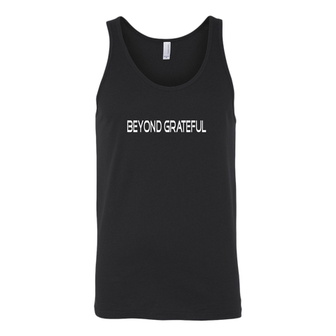 Beyond Grateful Mens Tank