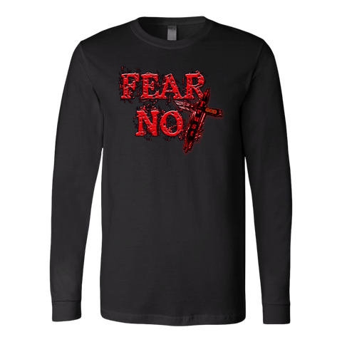 """Fear Not"" Long Sleeve Shirt"