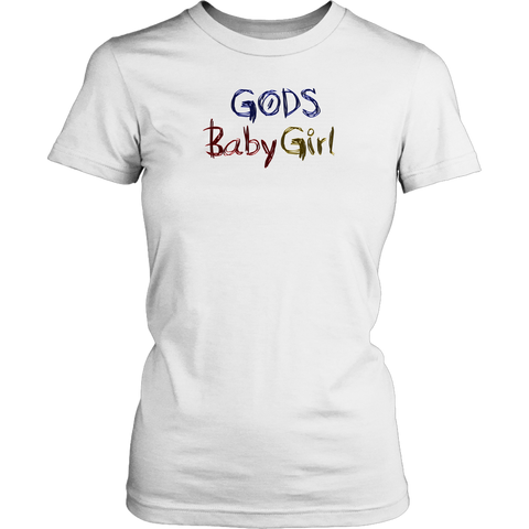 Baby Girl Ladies Tee