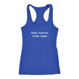 MAGA Ladies Racerback