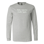 MAGA Long Sleeve Tee