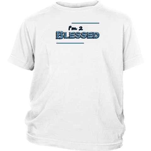 """Blessed"" Youth Shirt"