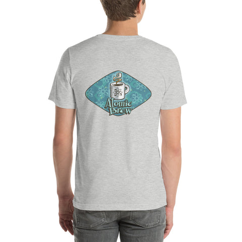 Atomic Brew Short-Sleeve Unisex T-Shirt