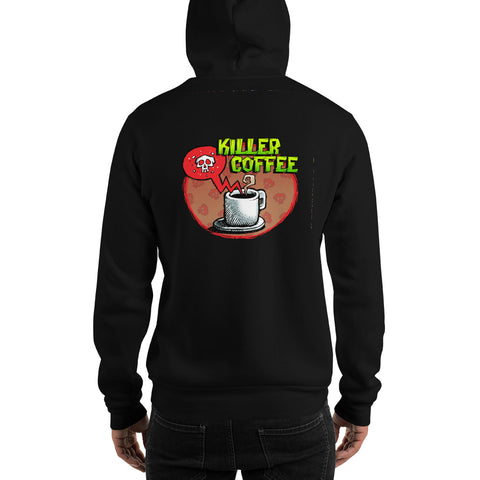 Killer Coffee Hooded Sweatshirt