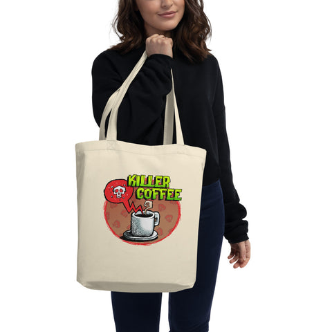 Killer Coffee Eco Tote Bag