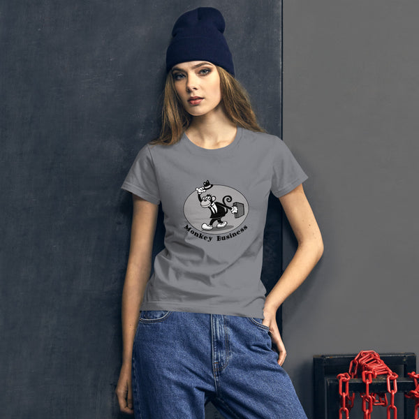 Monkey Business Women's short sleeve t-shirt