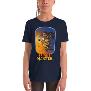 Toast Master Youth Short Sleeve T-Shirt