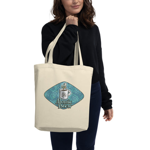 Atomic Brew Eco Tote Bag