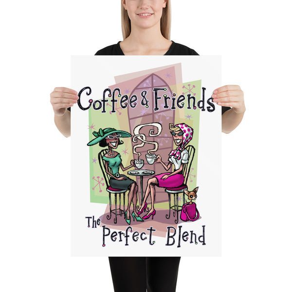Perfect Blend Poster